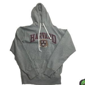 HARVARD League Collegiate ullover Hoodie Sweater M